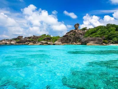 世界十大潜水胜地:泰国水下天堂斯米兰群岛