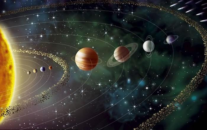 惠特迈尔指,X行星导致有彗星飞往太阳系的中心。