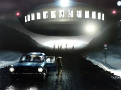 50年多前悬案:美国夫妻遭外星人绑架 妻子催眠状态下画出外星人居住的星系图