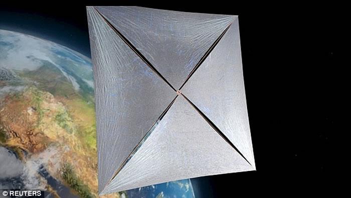 霍金计划发射千枚微型太空船探索外星生物