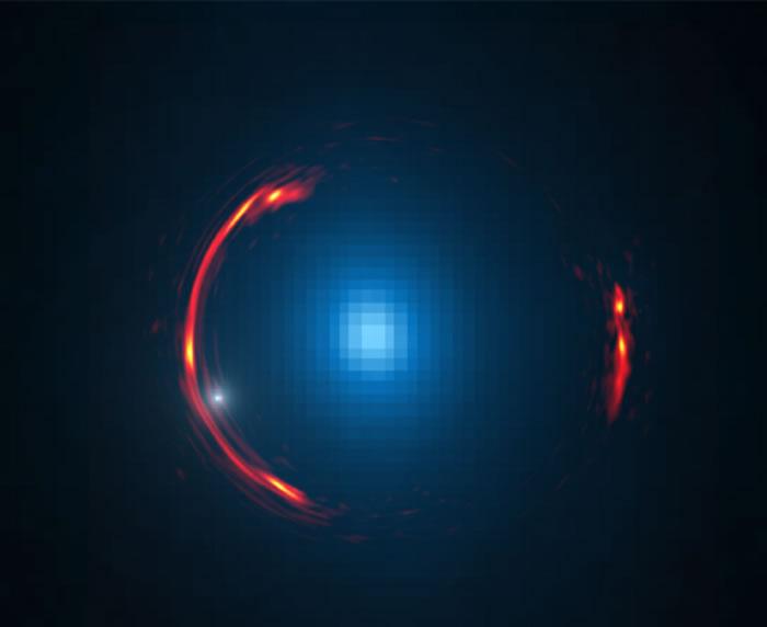 天文学家分辨出一个可能主要由暗物质构成的矮星系