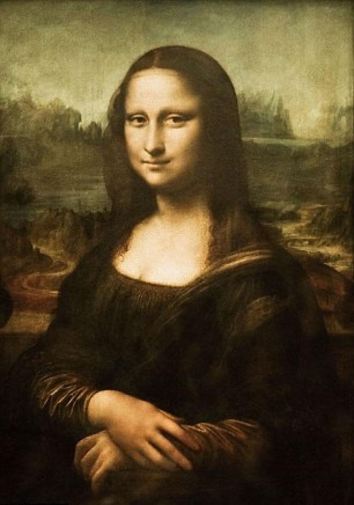 蒙娜丽莎是佛罗伦斯商人的妻子与达芬奇同性恋人的混合体