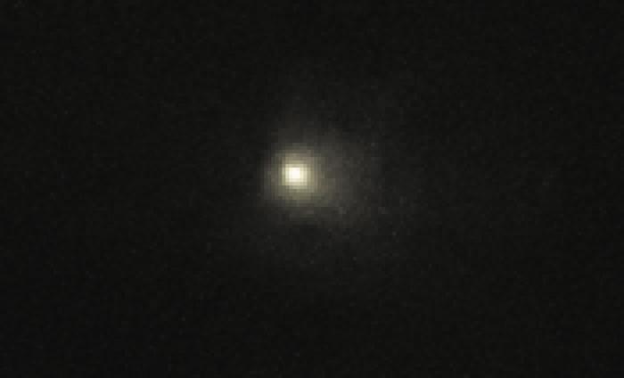 发现奥特星云的无尾彗星C/2014 S3——马恩岛猫彗星