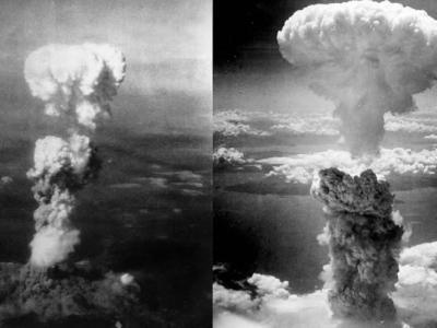 日本广岛长崎1945年8月曾遭美军原子弹空袭 逾20万人丧生
