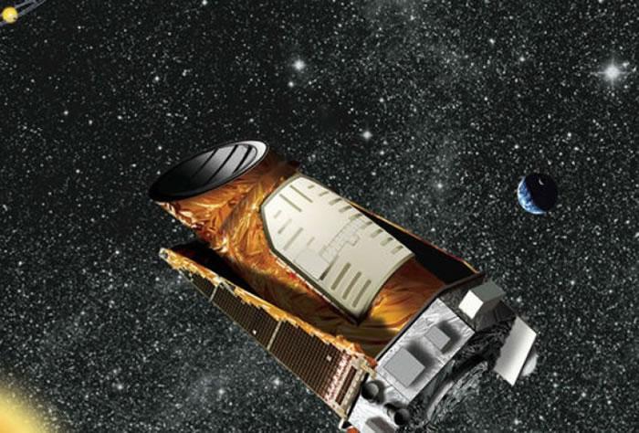 开普勒太空望远镜(图)已发现2335个系外行星。