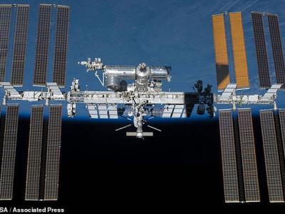 国际空间站ISS环绕地球运行10万圈 办直播活动庆祝
