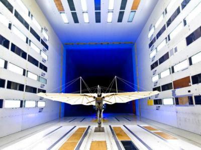 """德国团队重制世界首部滑翔机""""Normalsegelapparat"""" 向航空先驱Otto Lilienthal致敬"""
