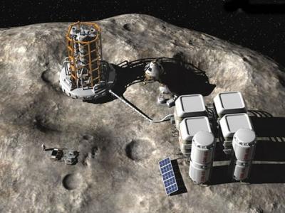 欧洲最小国家卢森堡放眼宇宙 制定小行星采矿法例