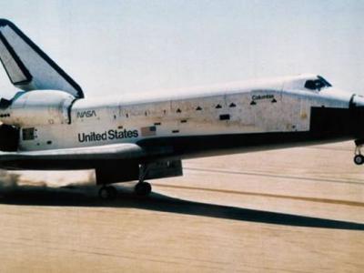 NASA前宇航员披露1981年4月12日航天飞机首次飞行任务秘密
