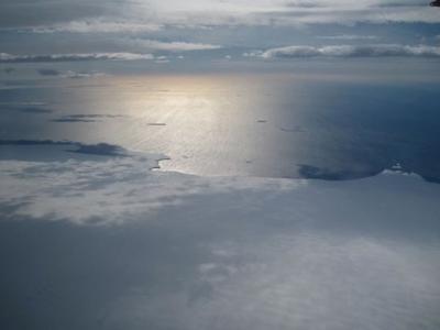 南极约1千平方公里冰川融化 相当1个柏林