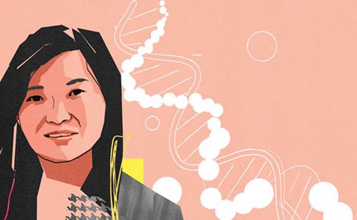 付巧妹入选《自然》杂志十位中国科学之星