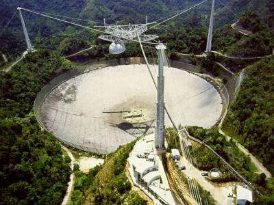 阿雷西博天文台世界上最大的单面口径射电望远镜何去何从?