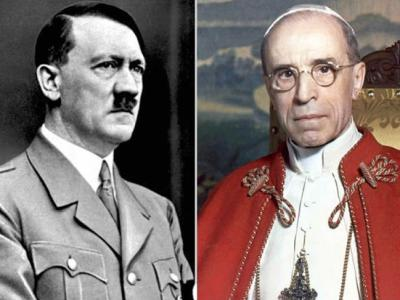 二战时期为避希特勒绑架 教宗曾匿图书馆逃难