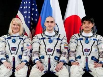 美日俄太空人成功登上国际太空站 预料会停留4个月