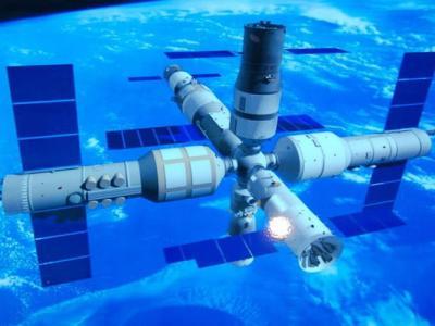 """中国""""天宫二号""""太空实验室完成所有研制工作 计划9月发射升空"""