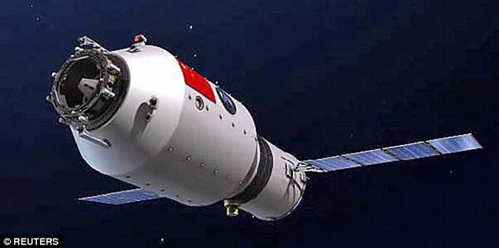 有些爱好者则认为这可能是中国的太空站天宫一号