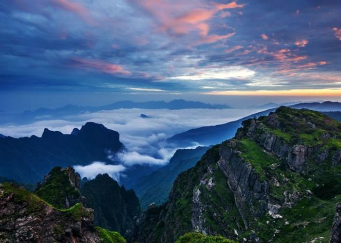 湖北神农架正式列入世界遗产名录。