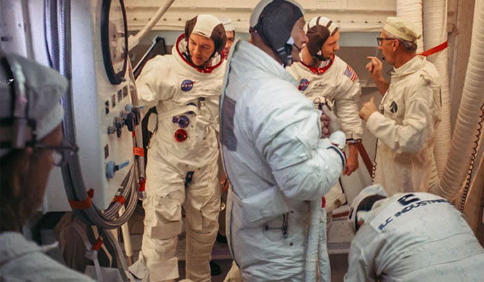 阿波罗宇航员死于心血管疾病的可能性要高