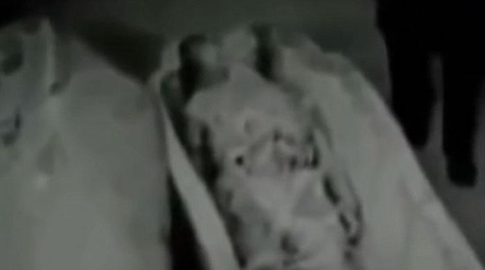 为寻找外星人武器 冷战时期前苏联KGB打开埃及金字塔万年木乃伊棺木?