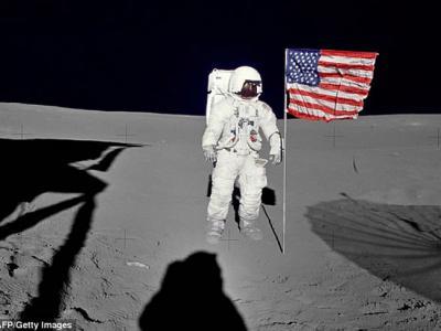 美国阿波罗登月任务宇航员多死于心血管疾病 太空辐射疑为元凶