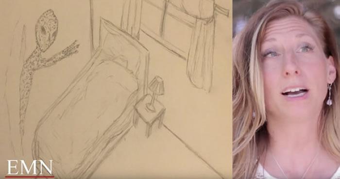 美国女子Lisa Tenney称遭外星人检查身体后 害她的子宫被切除