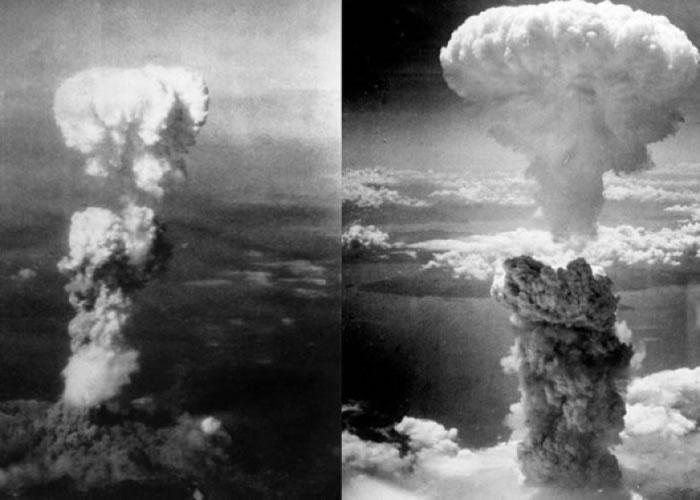 """美国科学家指二战日本广岛""""蘑菇云""""或非原子弹爆炸造成"""