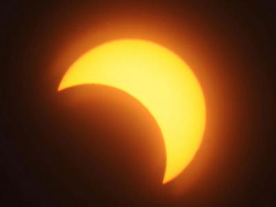9月1日非洲将出现日环食:让非洲的孩子也能安全看日食