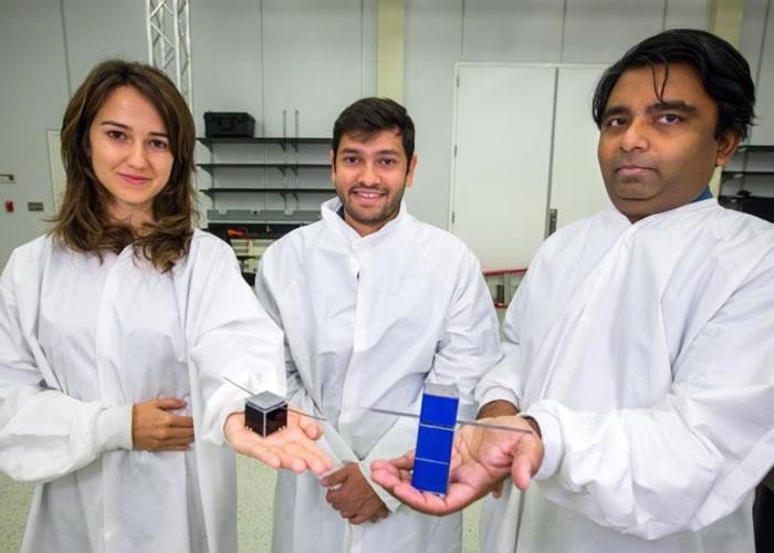 美国亚利桑那州立大学学生团队进行SunCube FemtoSat计划研制低成本迷你卫星