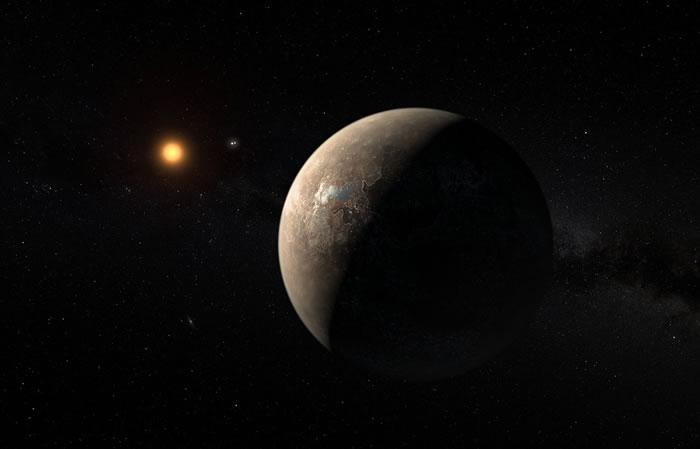 (神秘的地球uux.cn报道)据ETtoday:一个由英国学者带领的跨国团队,发现一颗有史以来离地球最近,并适合人居住的行星「比邻星b」(Proxima b)。