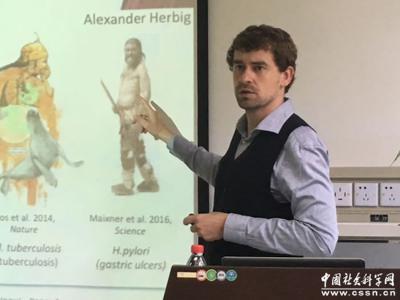 """""""古人类遗传学和疾病学学术论坛""""在西安交大举行"""