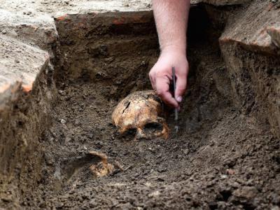 欧洲新石器时代人口突然崩溃