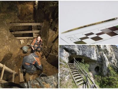 俄罗斯西伯利亚丹尼索瓦洞穴发现5万年历史骨针