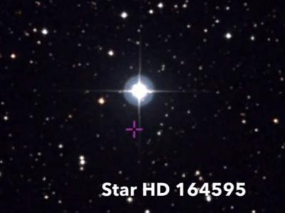 俄罗斯RATAN-600射电望远镜接收到外星人信号?武仙座HD 164595发出强烈无线电波