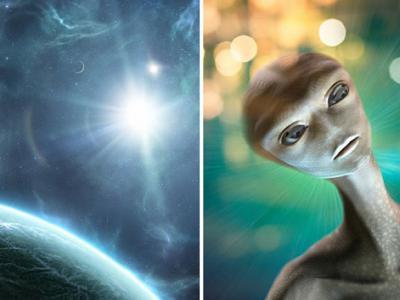 美国NASA的James Green曝光四个寻找外星人热点:火星、土卫六、木卫二和土卫二
