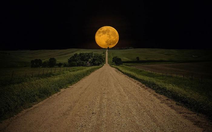 2016年9月份天文现象概况:中秋和半影月食