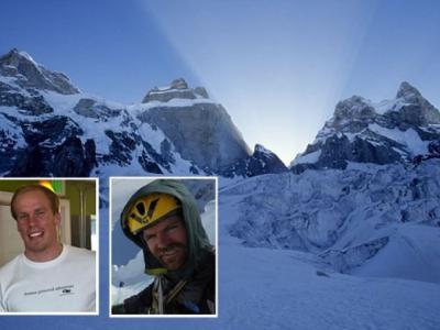 两美国男子到巴基斯坦登奥格尔-II山峰 失踪15日