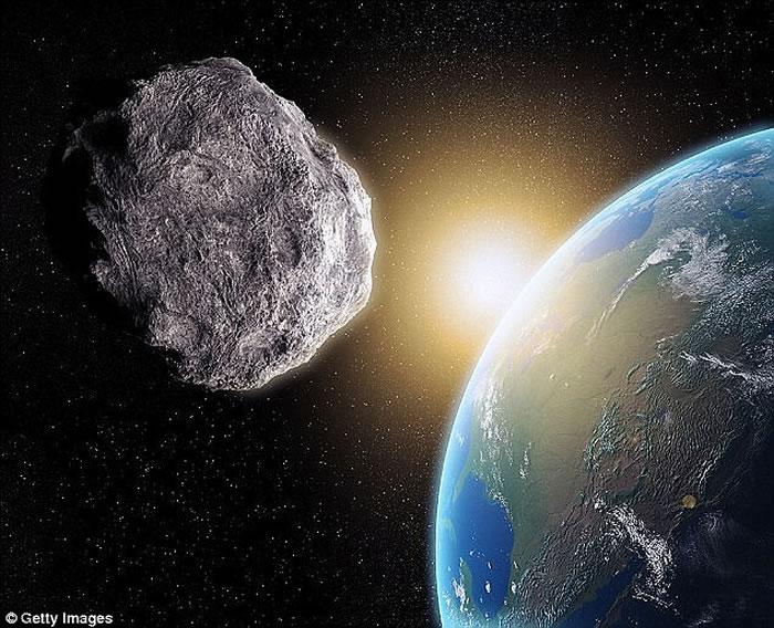 直径10公尺小行星2016RB1掠过地球南极上空 下周将还有一颗更大的通过