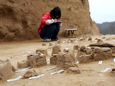 中国现代人起源于非洲?早期东亚现代人寻踪