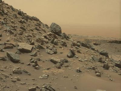 NASA公布最新火星概况照片 同地球犹如孪生兄弟