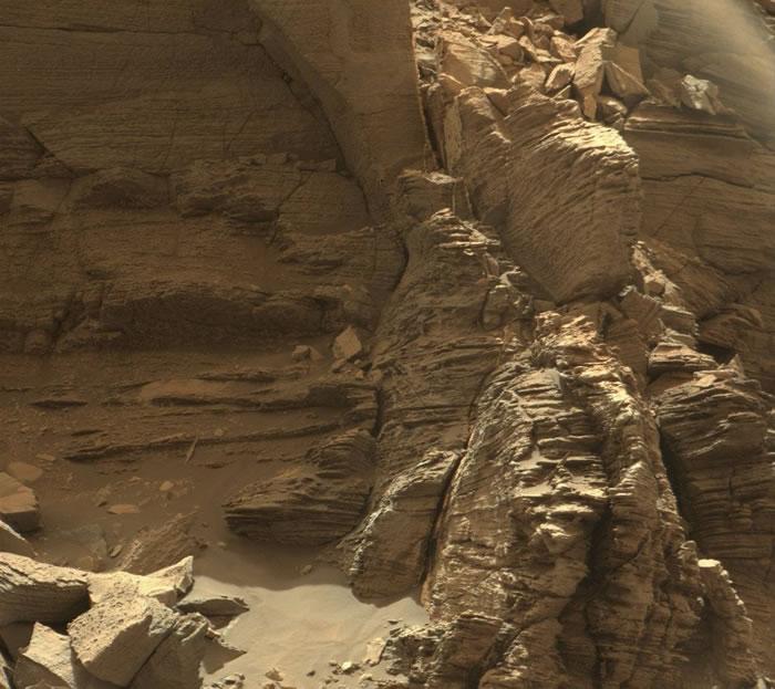 NASA公布最新的火星概况