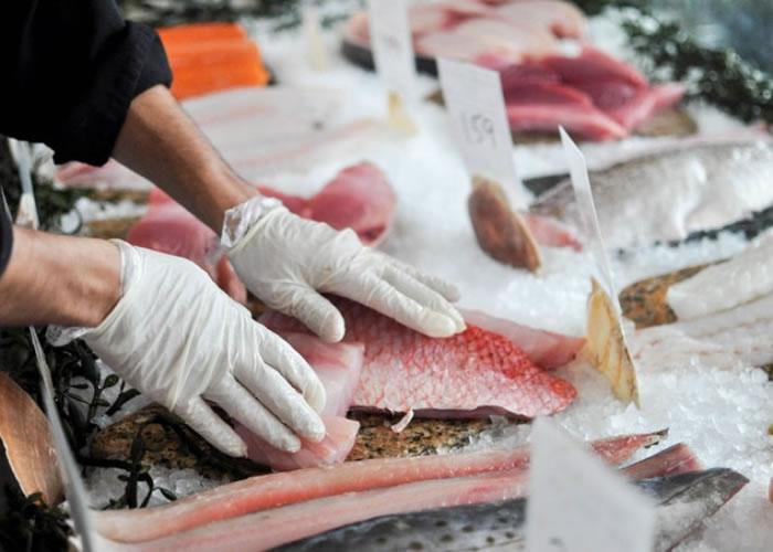 报告指不少海鲜产品鱼目混珠。