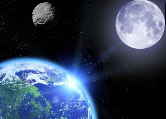 2016 RB1将是历来经过地球距离最近的小行星。