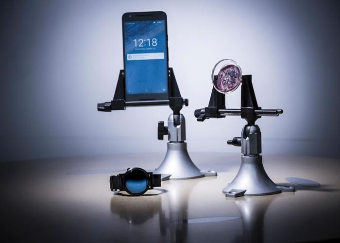美国华盛顿大学研发特制隐形眼镜 蓝牙转WiFi监察血糖