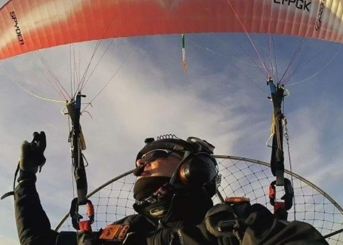 乘剪草机动力伞双性子宫产乳调教猎奇从欧洲飞到非洲 爱尔兰工