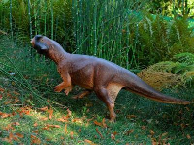 英国科学家在化石中发现一种可变色的恐龙——中国鹦鹉嘴龙