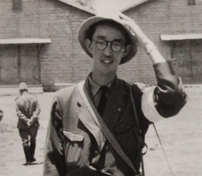 山端庸介拍下了珍贵的长崎原爆照片。