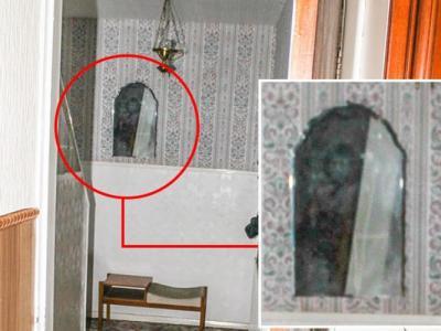 英国幽灵猎人Pete Boulton称在闹鬼大宅拍到猛鬼身影