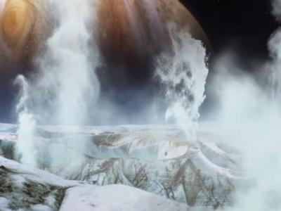再次发现木卫二表面有疑似水蒸气喷发的证据 探孕育生命的冰封之海难度降低