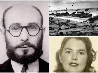 """""""二战最伟大双面间谍""""Juan Pujol使出苦肉计欺骗妻子 促盟军反攻成功"""