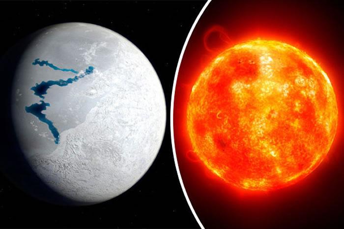 太阳表面再度出现无黑子状态,或导致地球小冰河期提前来临